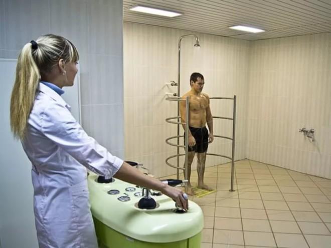 циркулярный душ фото также рассказываем