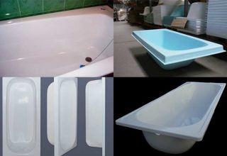 Как установить в ванну акриловую вставку