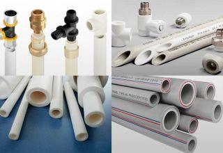 Какие трубы лучше для водопровода: металлопластик или полипропилен