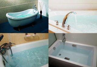 Как определить объем стандартной и нестандартной ванны