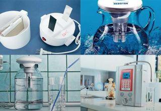 Принцип действия бытовых ионизаторов воды