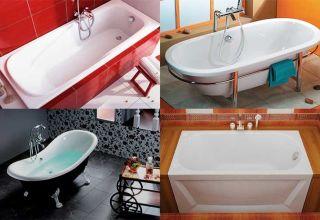 Оптимальная высота установки ванны