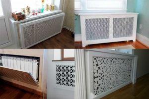 Решетки для радиаторов отопления: как выбрать и установить