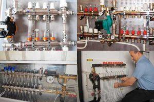 Как самостоятельно сделать коллектор для системы отопления