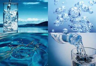 Основные свойства обычной воды
