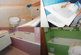Лучшие варианты бюджетного ремонта в ванной