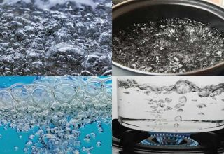 При какой температуре кипит вода