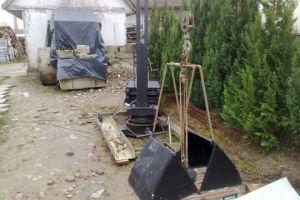 Грейфер для чистки колодца: конструкция приспособления и его возможности