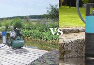 Погружные насосы и насосные станции – отличия и что лучше для водоснабжения частного дома