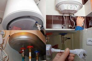 Что делать, если водонагреватель начал бить током