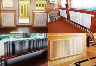 Радиаторы отопления какие лучше для квартиры — виды батарей и советы по выбору