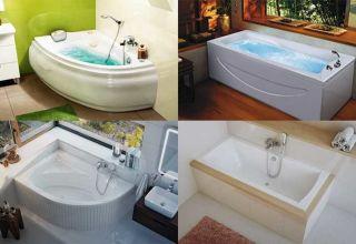 Самые важные правила выбора акриловой ванны
