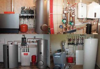 Газовое отопление в частном доме: выбор и подключение оборудования