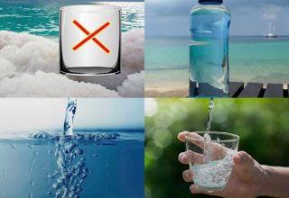 Что будет, если пить морскую воду
