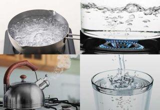 Свойства и особенности употребления кипяченой воды