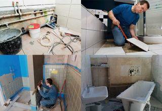 Как правильно спланировать и провести ремонт в ванной комнате