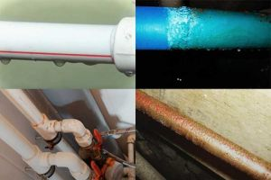 Способы избавиться от конденсата на трубах холодной воды