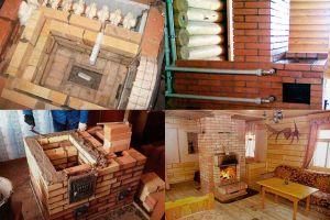 Печное отопление частного дома: принцип работы, какие печи нужны, достоинства и недостатки
