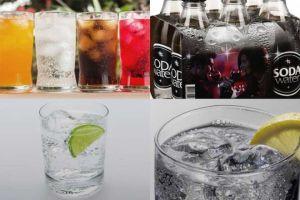 Состав содовой воды: рецепты популярных коктейлей